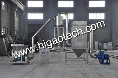 chili grinding machine for food
