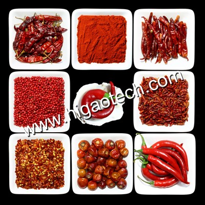 red chili grinding system