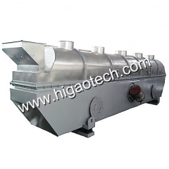 vibrating fluidized bed dryer