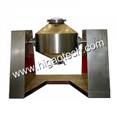 double cone blender for powder mixing